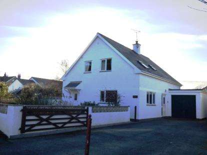 3 Bedrooms Detached House for sale in Tyn Y Mur Estate, Morfa Nefyn, Pwllheli, Gwynedd, LL53