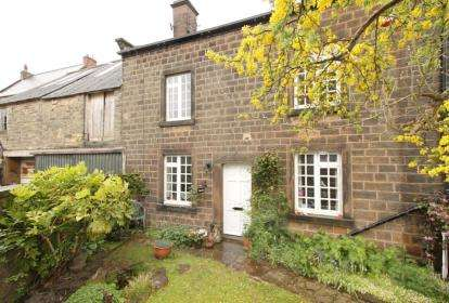 2 Bedrooms Terraced House for sale in Main Road, Ridgeway, Sheffield, Derbyshire