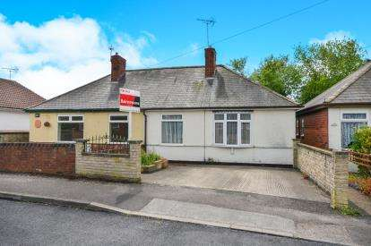 2 Bedrooms Bungalow for sale in Leyton Avenue, Sutton-In-Ashfield, Nottinghamshire, Notts