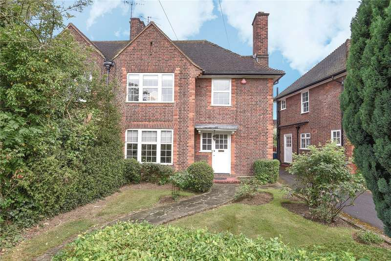 3 Bedrooms Semi Detached House for sale in Woodhall Gate, Pinner, Middlesex, HA5