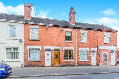 2 Bedrooms Terraced House for sale in Corporation Street, Stoke-On-Trent, Staffordshire, Staffs