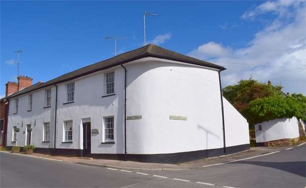 3 Bedrooms Cottage House for sale in Otterton, Budleigh Salterton, Devon