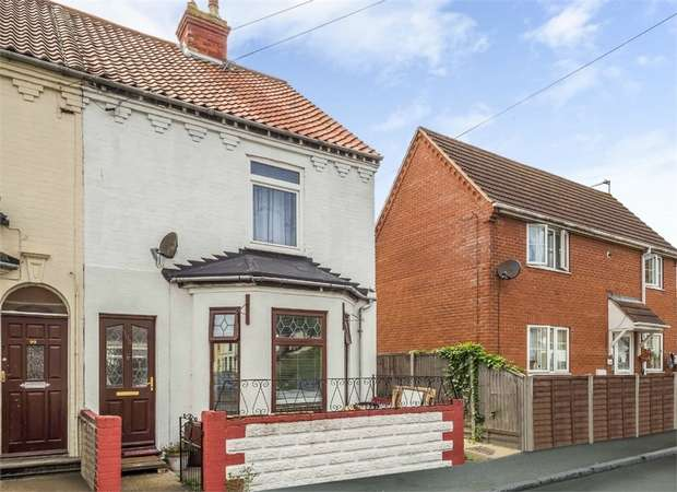 3 Bedrooms End Of Terrace House for sale in Wolseley Road, Great Yarmouth, Norfolk