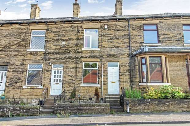 3 Bedrooms Terraced House for sale in Windermere Road, Bradford, West Yorkshire