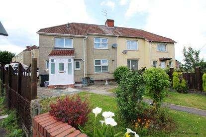 3 Bedrooms Semi Detached House for sale in St. Stephens Road, Kingswood, Bristol