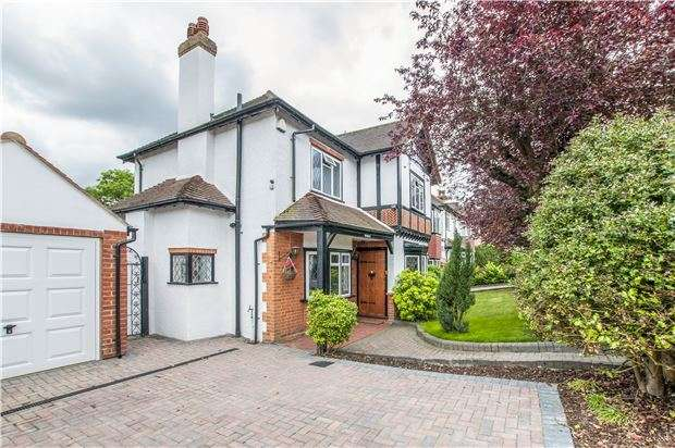 5 Bedrooms Detached House for sale in The Wend, COULSDON, Surrey, CR5 2AX