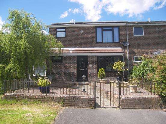 3 Bedrooms Terraced House for sale in Emsworth, Hampshire