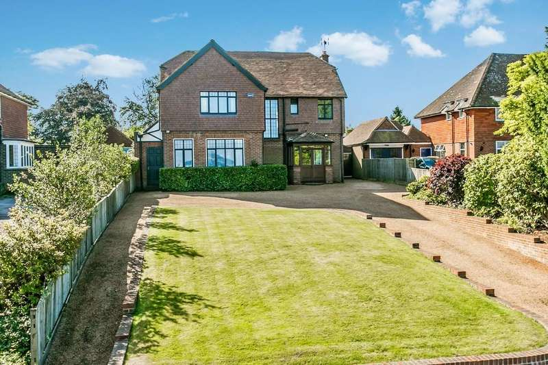 7 Bedrooms Detached House for sale in Bidborough