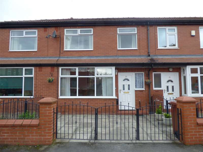 3 Bedrooms Terraced House for sale in Goodman Street, Blackley, Manchester, M9