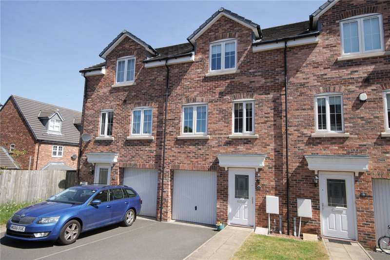 3 Bedrooms Terraced House for sale in Brackenrigg, Leadgate, Consett, DH8