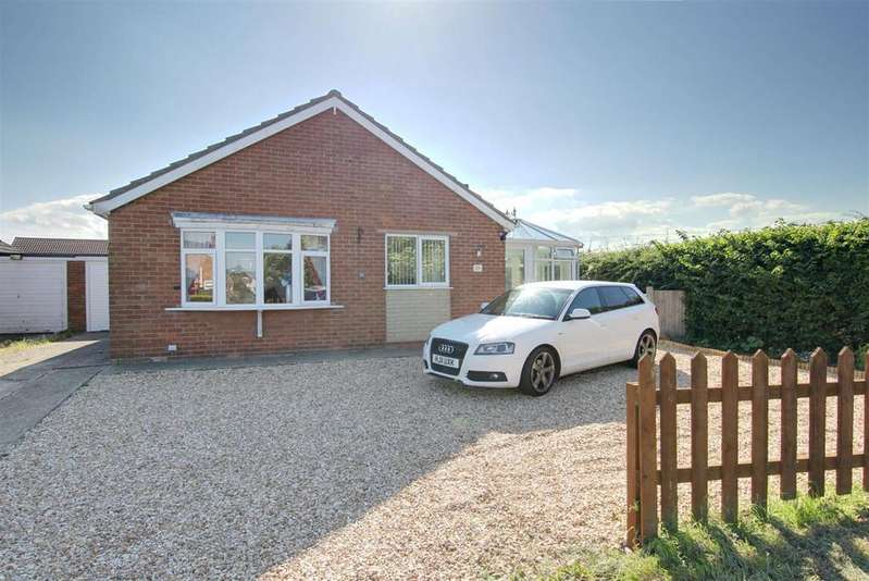 3 Bedrooms Detached Bungalow for sale in 24 Staveley Road, Alford