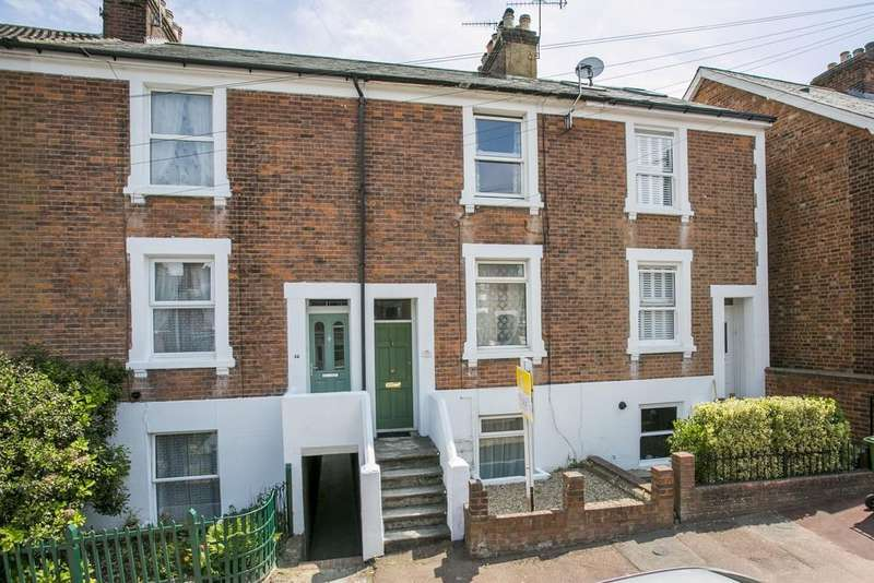 2 Bedrooms Terraced House for sale in Silverdale Road, Tunbridge Wells