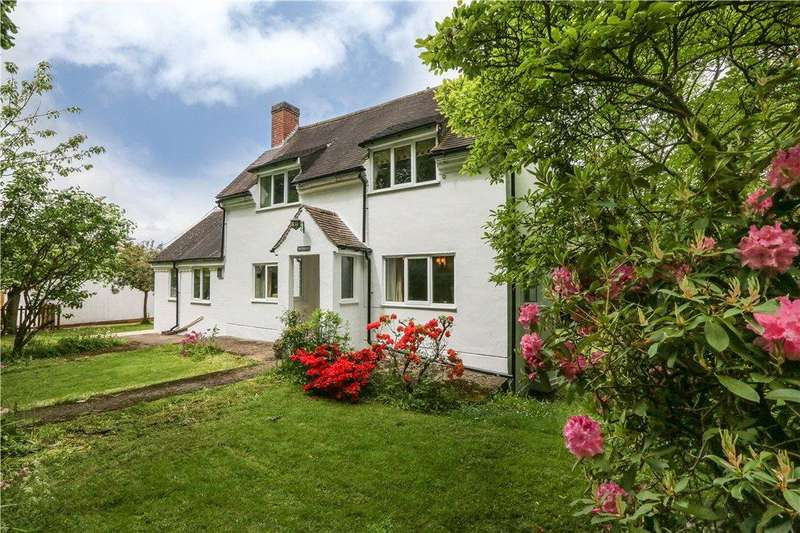 3 Bedrooms Detached House for sale in Hill Top, Webheath, Redditch, Worcestershire, B97