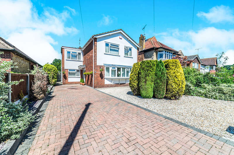 4 Bedrooms Detached House for sale in Grange Road, Broadstairs, CT10
