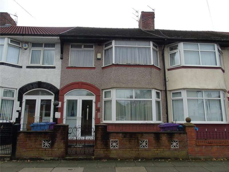 3 Bedrooms Terraced House for sale in Bedford Road, Walton, Liverpool, L4