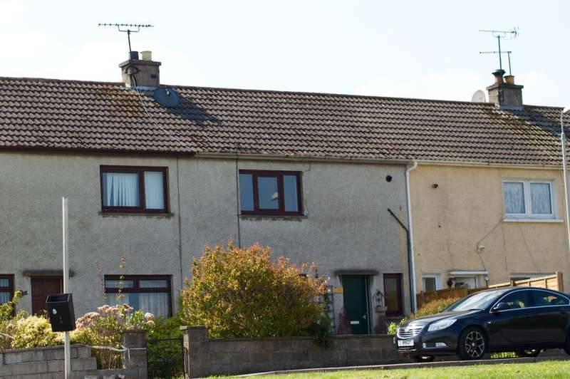 2 Bedrooms Terraced House for sale in Christie Place, Elgin, IV30