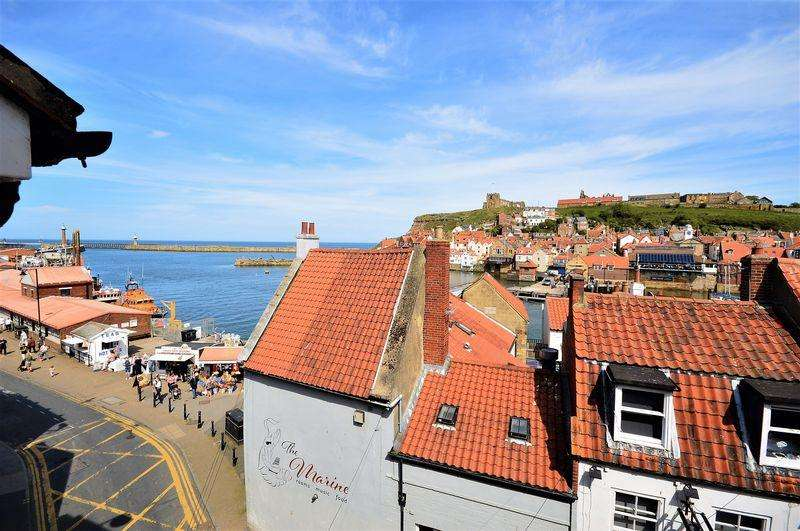 2 Bedrooms Maisonette Flat for sale in Haggersgate, Whitby