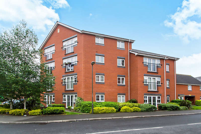 2 Bedrooms Flat for sale in Cowslip Meadow, Draycott, Derby, DE72