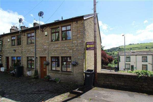 2 Bedrooms End Of Terrace House for sale in Park Street, Sowerby Bridge