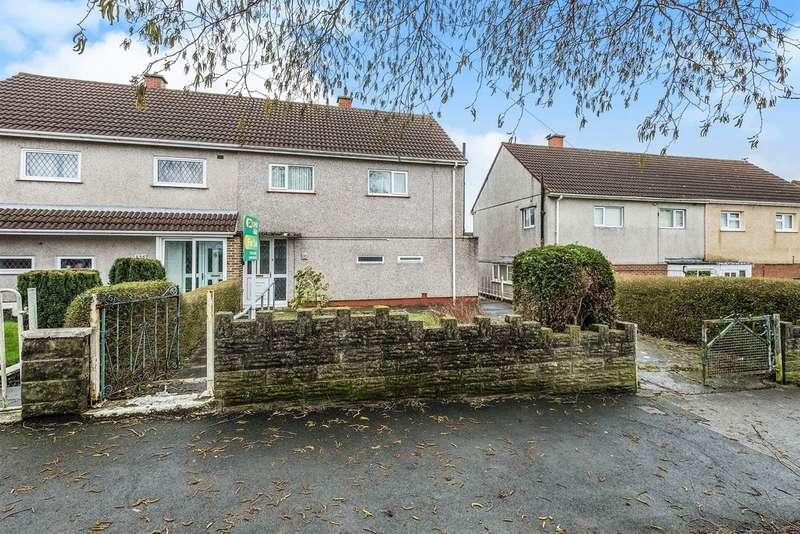 3 Bedrooms Semi Detached House for sale in Heol Gwyrosydd, Penlan, Swansea