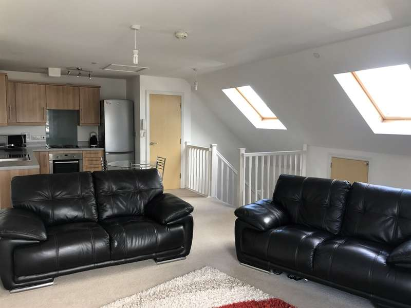 2 Bedrooms Apartment Flat for sale in Phoebe Road, Copper Quarter, Swansea