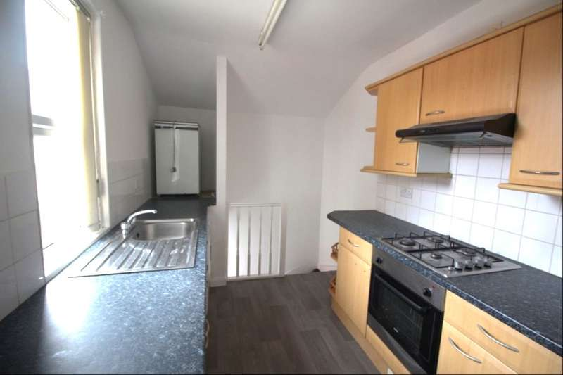 3 Bedrooms Flat for sale in Balmoral Terrace, Heaton, Newcastle Upon Tyne, NE6
