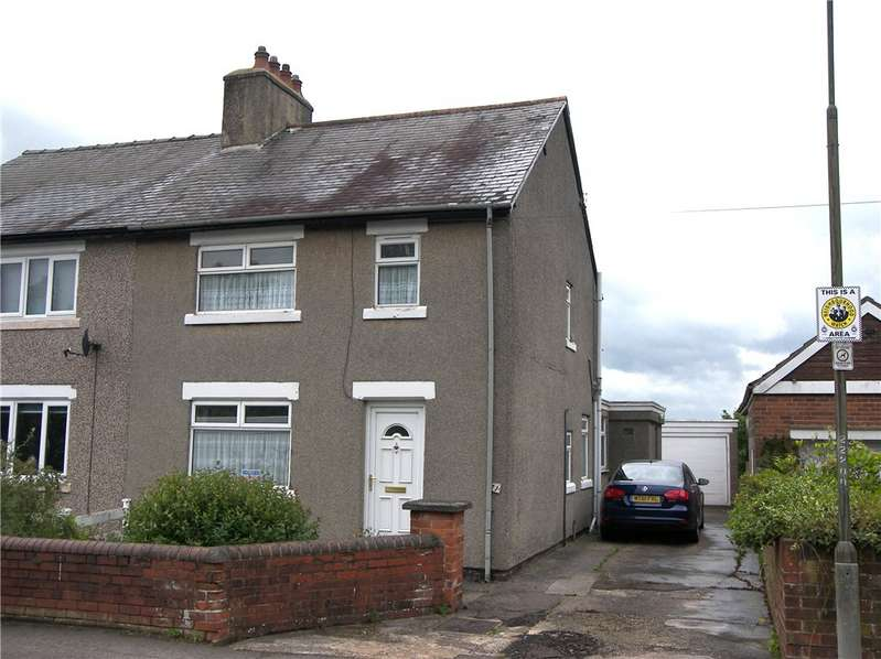 2 Bedrooms Semi Detached House for sale in Belper Road, Bargate, Belper, Derbyshire, DE56