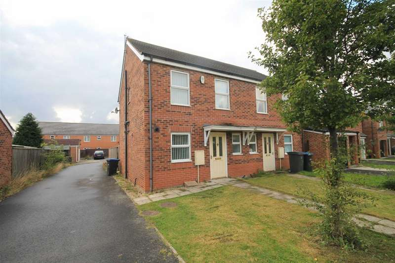 2 Bedrooms Property for sale in Robert Terrace, Bowburn, Durham