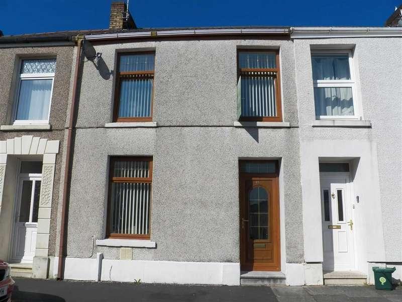 3 Bedrooms Property for sale in Dillwyn Street, Llanelli
