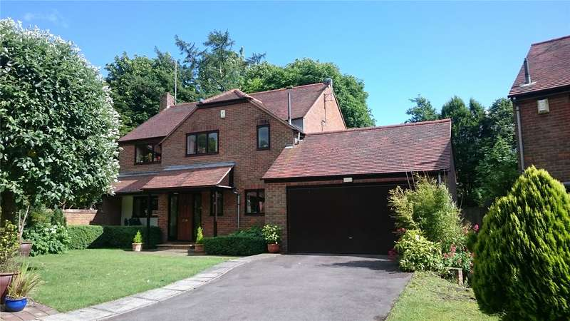 4 Bedrooms Detached House for sale in Harberton Mead, Headington, Oxford, OX3