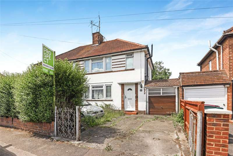 3 Bedrooms Semi Detached House for sale in Blandford Road, Reading, Berkshire, RG2