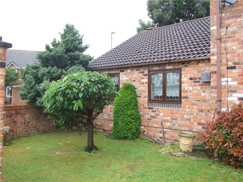 2 Bedrooms Bungalow for sale in Burrowfield Mews, Spondon, Derby, Derbyshire, DE21
