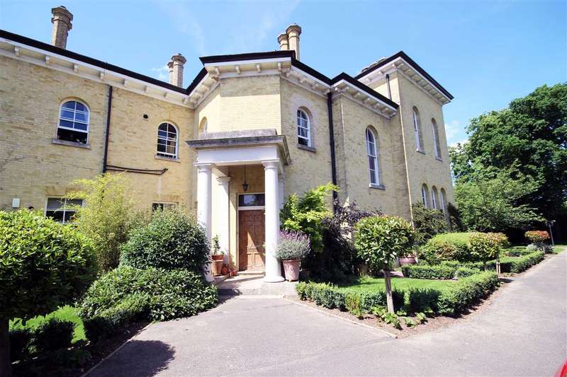 4 Bedrooms Flat for sale in Haydon Hill House, Bushey, WD23