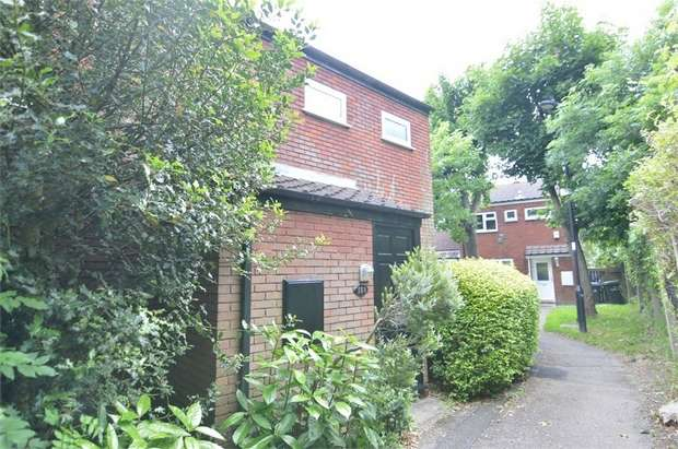 2 Bedrooms End Of Terrace House for sale in Holmesdale, Waltham Cross, Middlesex