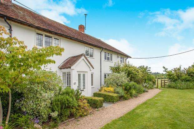 2 Bedrooms Terraced House for sale in Stedham, Midhurst, West Sussex