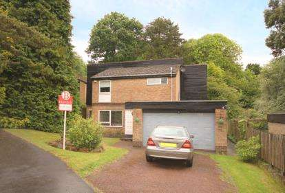 4 Bedrooms Detached House for sale in Little Common Lane, Sheffield, South Yorkshire