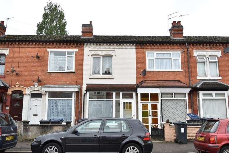 2 Bedrooms Terraced House for sale in Knowle Road, Sparkhill