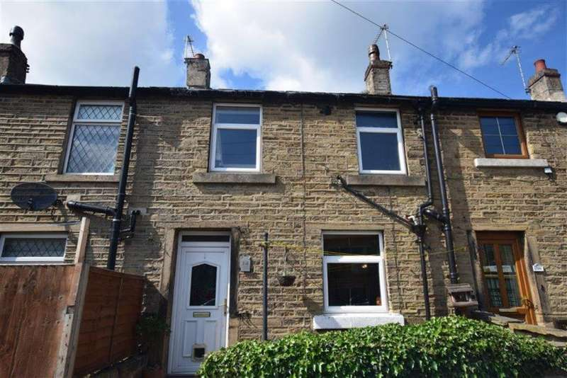 2 Bedrooms Cottage House for sale in Wakefield Road, Denby Dale, Huddersfield, HD8