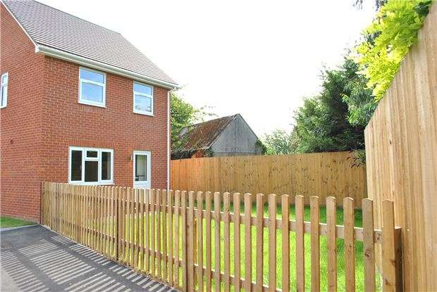 3 Bedrooms Detached House for sale in Cheltenham Road East, Churchdown, GLOUCESTER, GL3 1AL