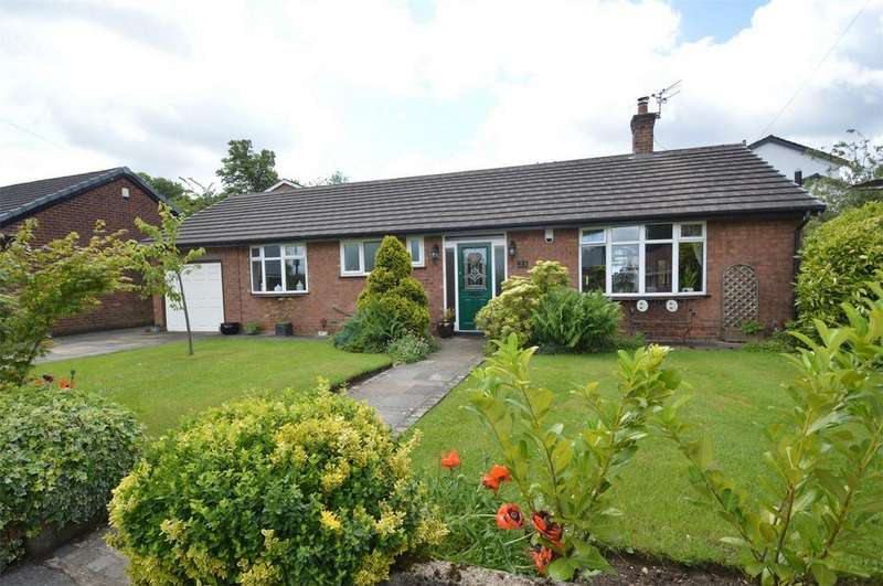 2 Bedrooms Detached Bungalow for sale in Willoughby Close, SALE, Cheshire