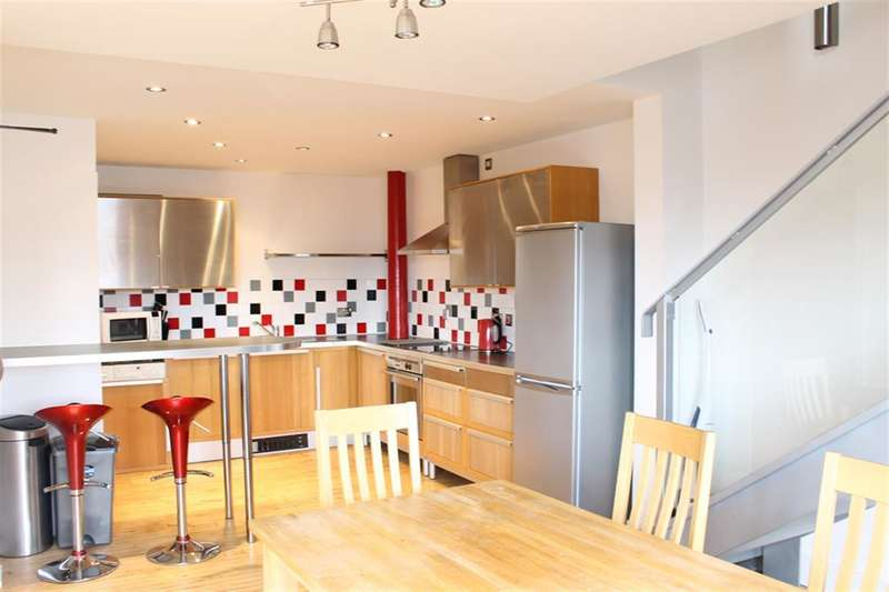 2 Bedrooms Flat for rent in Centaur House, Great George Street, Leeds, LS1 3LA