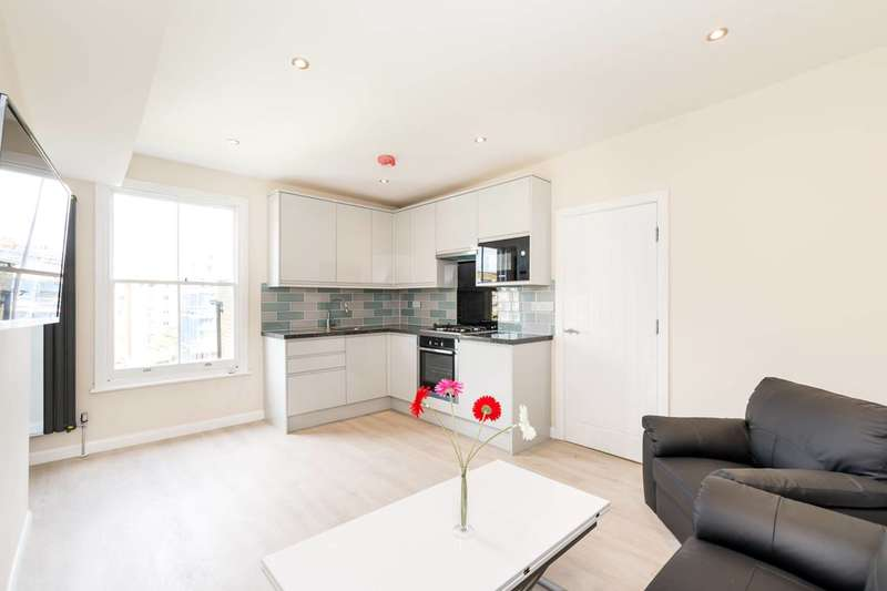 2 Bedrooms Flat for sale in West Cromwell Road, Earls Court, SW5