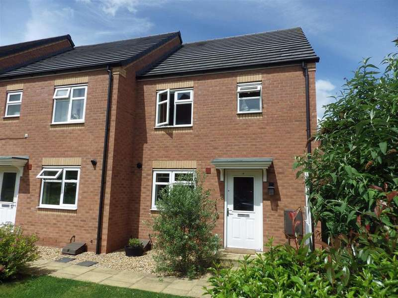 3 Bedrooms End Of Terrace House for sale in Banners Lane, Halesowen
