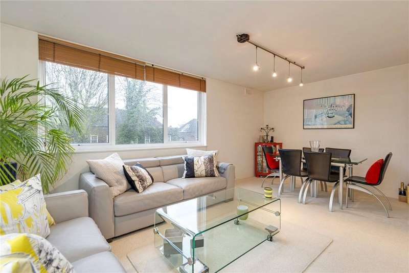 2 Bedrooms Flat for sale in Dinerman Court, Boundary Road, St John's Wood, London, NW8