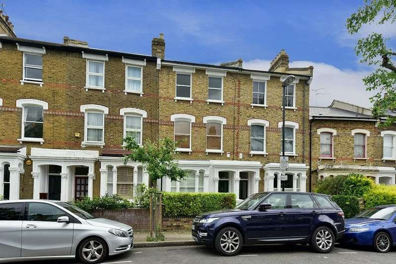 5 Bedrooms Terraced House for sale in Plimsoll Road, London N4