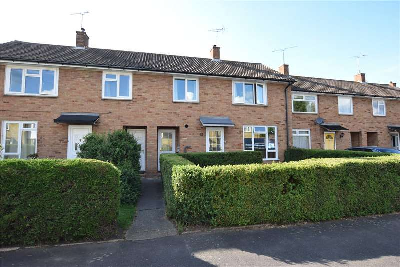 3 Bedrooms Terraced House for sale in Winchgrove Road, Bracknell, Berkshire, RG42