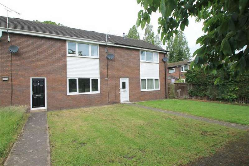 2 Bedrooms Terraced House for sale in Lilac Way, Wrexham, Wrexham