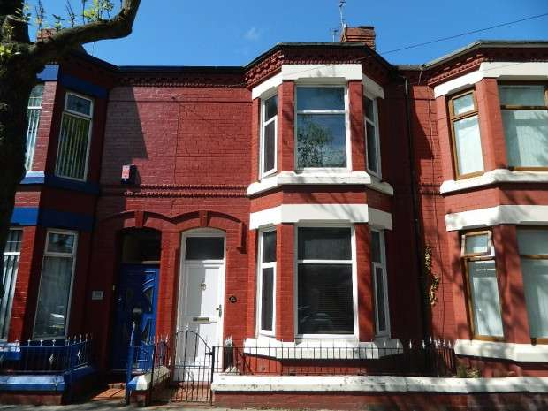 3 Bedrooms Terraced House for sale in Hilberry Avenue, Liverpool, L13