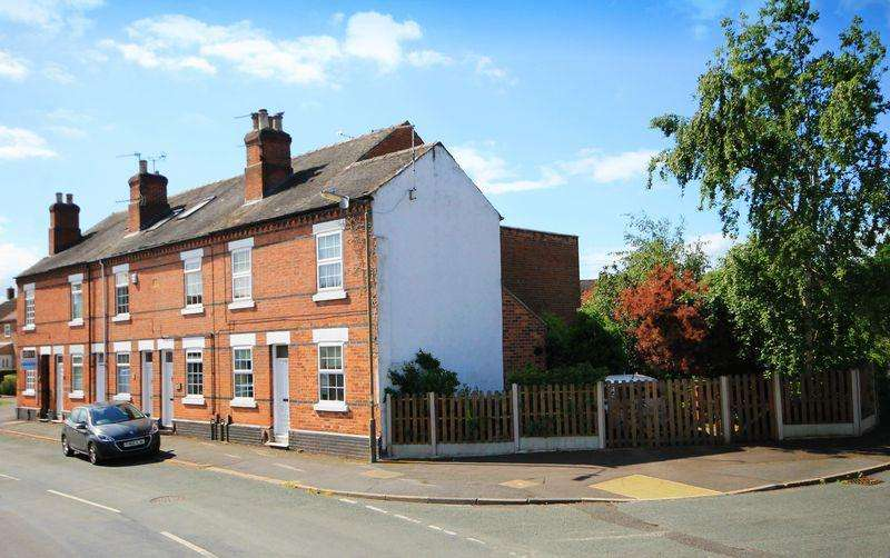 3 Bedrooms End Of Terrace House for sale in ROSEWOOD COTTAGE, ALVASTON STREET, ALVASTON