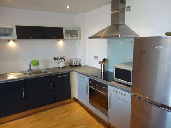 2 Bedrooms Flat for rent in Fitzwilliam Street, Sheffield